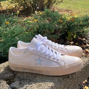 RARE illegal civ x converse one star